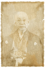 Portrait de Shibana-Choshin