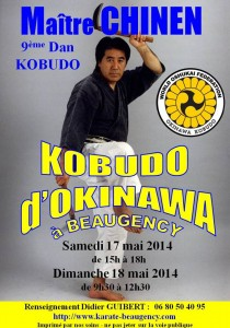 kobudo beaugency