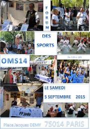 OMS14 Forum 2015